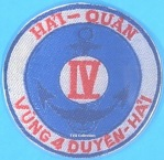 Huy hieu Bo tu lenh HQV4DH. TVQ Collection