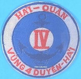 Huy hieu Bo tu lenh HQV4DH. TVQ Collection