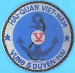 Huy hieu BTLHQV5DH. TVQ Collection