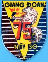 Phu hieu GD75TB. TVQ Collection