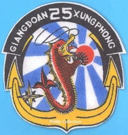 Phu hieu Giang doan 25XP