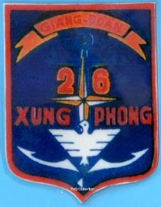 PHU HIEU GIANG DOAN 26 XUNG PHONG