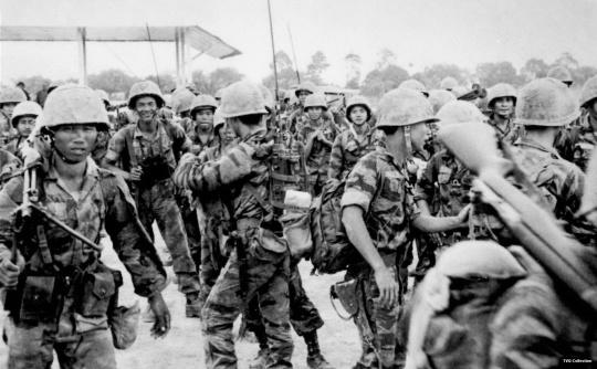 Tiểu Đoàn 1 Thủy Quân Lục Chiến – biển xưa