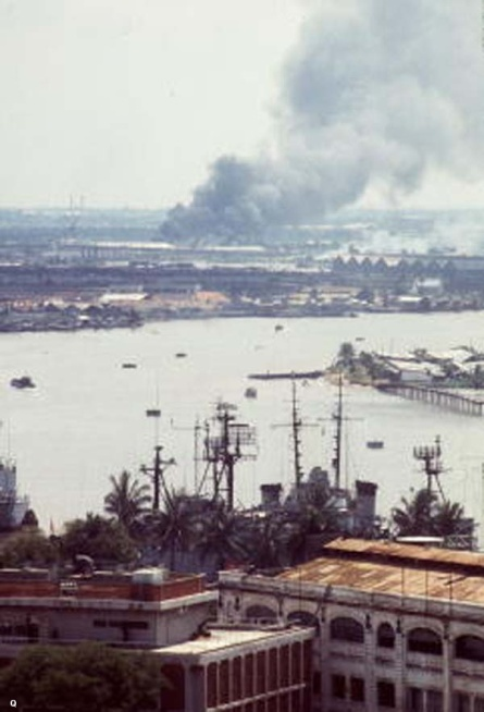 Saigon, South Vietnam falls to the communist from the North
