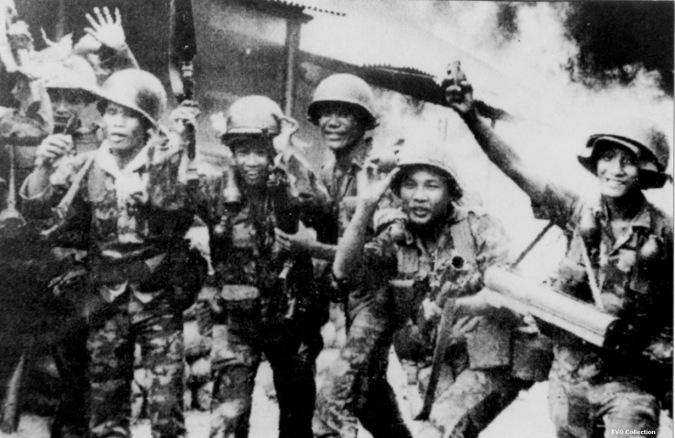 Image result for Nhảy Dù và trận chiến Quảng Trị với quân Bắc Việt