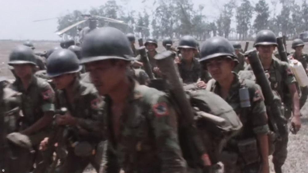 TD9ND tiep viem mat tran Xua Loc thang 4 nam 1975