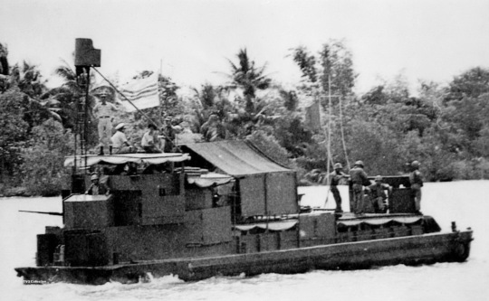 Quá trình hình thành Giang Đoàn Xung Phong Hải Quân VNCH – dòng sông cũ