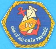 Huy hieu Can cu Hai qiuan Phu Quoc. TVQ Collection
