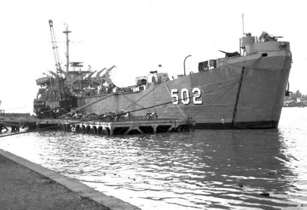 Chuyện di tản 30-4-1975 trên Dương Vận Hạm Thị Nại HQ502 bây giờ mới kể –  biển xưa