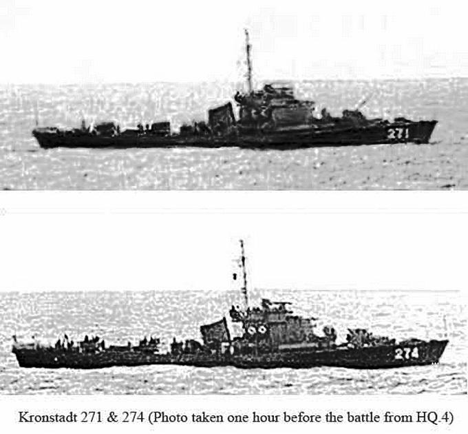 ho tong ham kronstadt 271 va 274 cua hai quan trung cong tham chien tran hoang sa thang 1 nam 1974