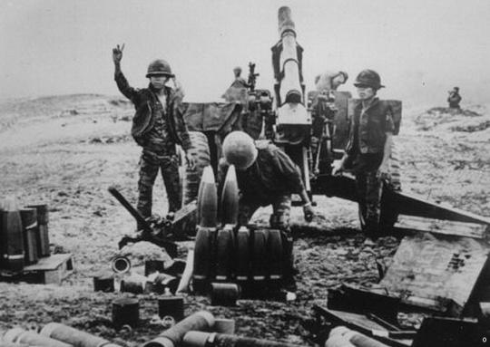 Trương Công Thông – Tiểu Đoàn 2 Pháo Binh TQLC Thần Tiễn – dòng sông cũ
