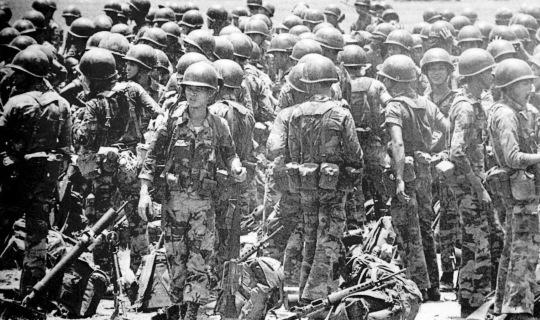 Mặt Trận Xuân Lộc tháng Tư 1975 – Mũ Đỏ Trịnh Ân – dòng sông cũ
