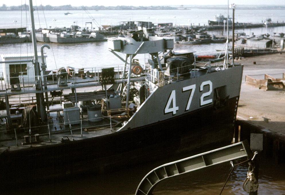 Hỏa Vận Hạm HQ.472 trong những ngày cuối cùng của cuộc chiến – biển xưa