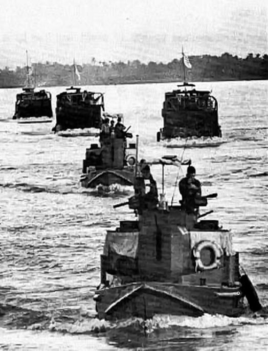 Người thủy thủ Giang Đoàn 21&33 Xung Phong – Nguyên Văn Ơn – dòng sông cũ
