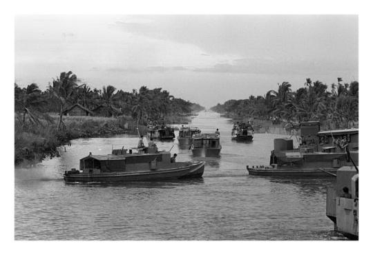 Giang Đoàn Xung Phong Hải Quân VNCH – Nguyễn Văn Ơn – dòng sông cũ