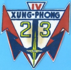 Huy hieu GD23XP. TVQ Collection