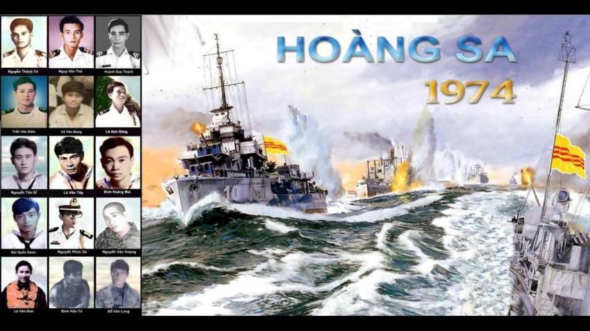 Trận Hải Chiến Hoàng Sa theo Tài Liệu Trung Cộng – Trần Đỗ Cẩm – biển xưa