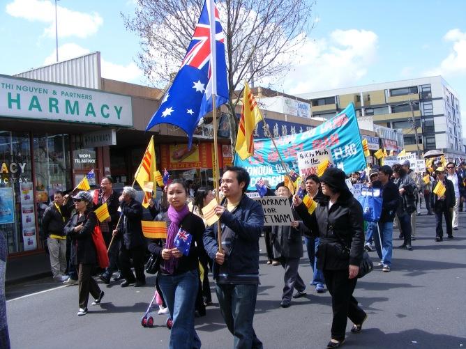 Nhờ đâu người Việt tại Úc đồng lòng chống cộng? – biển xưa