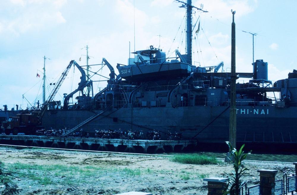 Chuyến hải hành sau cùng của Hải Quân VNCH Tháng 4-1975 – Trần Lý – dòng  sông cũ